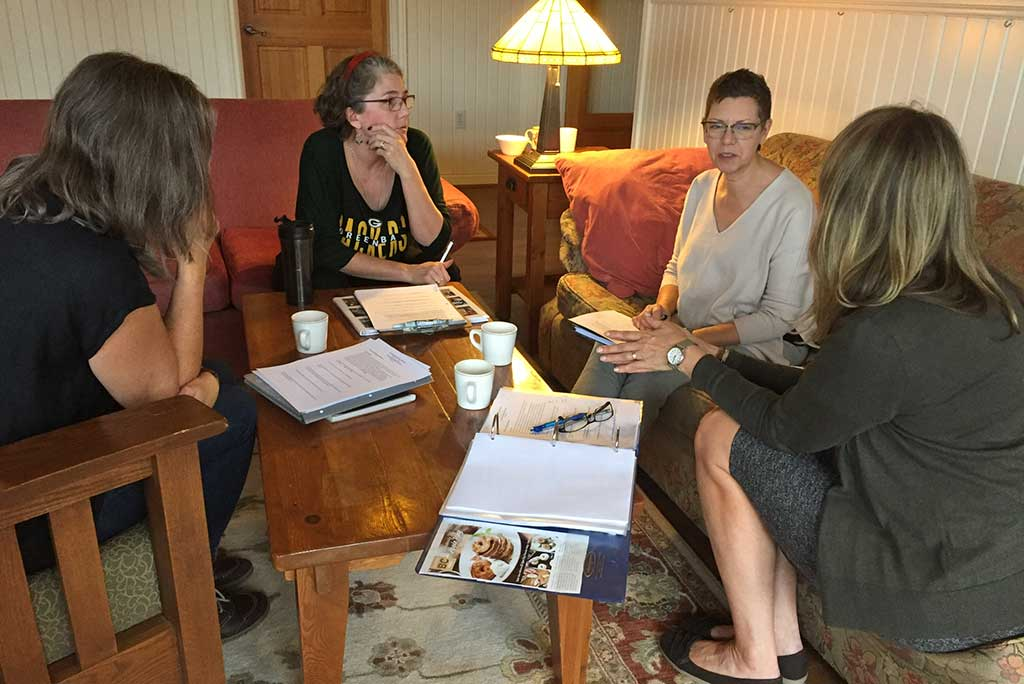ASD - small group meeting